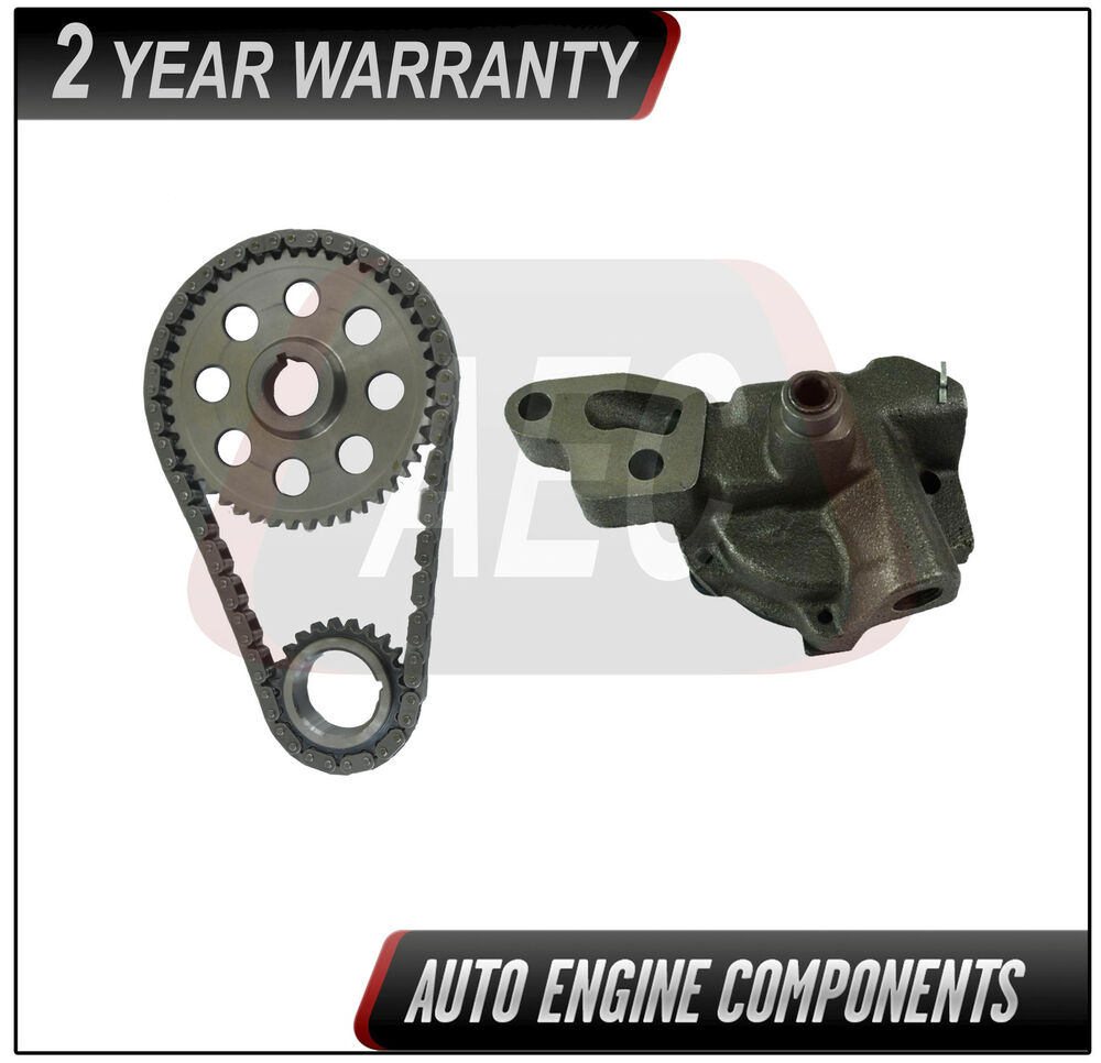 Timing Chain Kit Oil Pump Set 3.9 5.2 5.9 L For Dodge Jeep