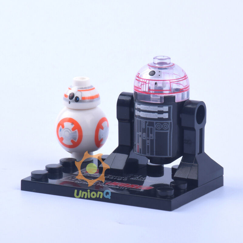 Bb8 and r2 d2 star wars minifigures compatible with lego ebay - Lego starwars r2d2 ...