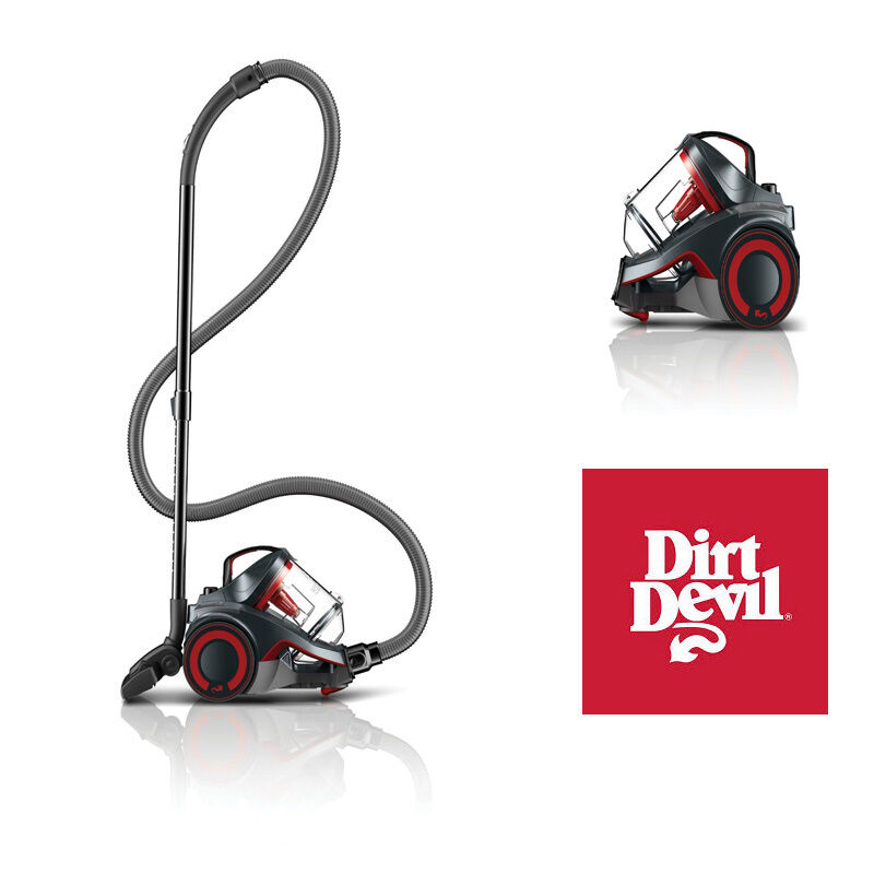Dirt Devil Dash Multi Carpet Amp Hard Floor Canister Bagless