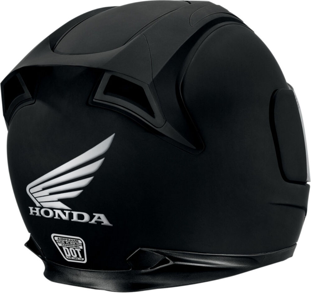3 x honda moto sticker for helmet decal motorcycle parts dot shoel arai bell ebay. Black Bedroom Furniture Sets. Home Design Ideas