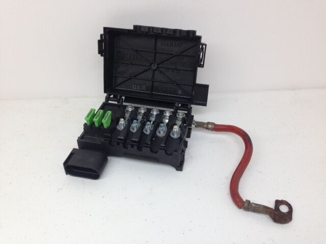 Fuse Box Golf Iv : Vw oem mk jetta golf battery top fuse panel