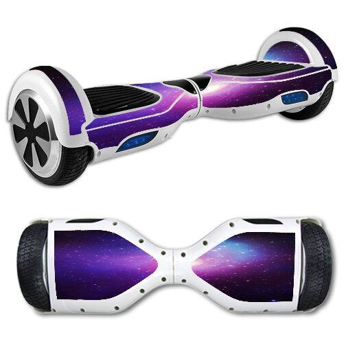 skin decal for hoverboard balance board scooter galaxy 3 ebay. Black Bedroom Furniture Sets. Home Design Ideas