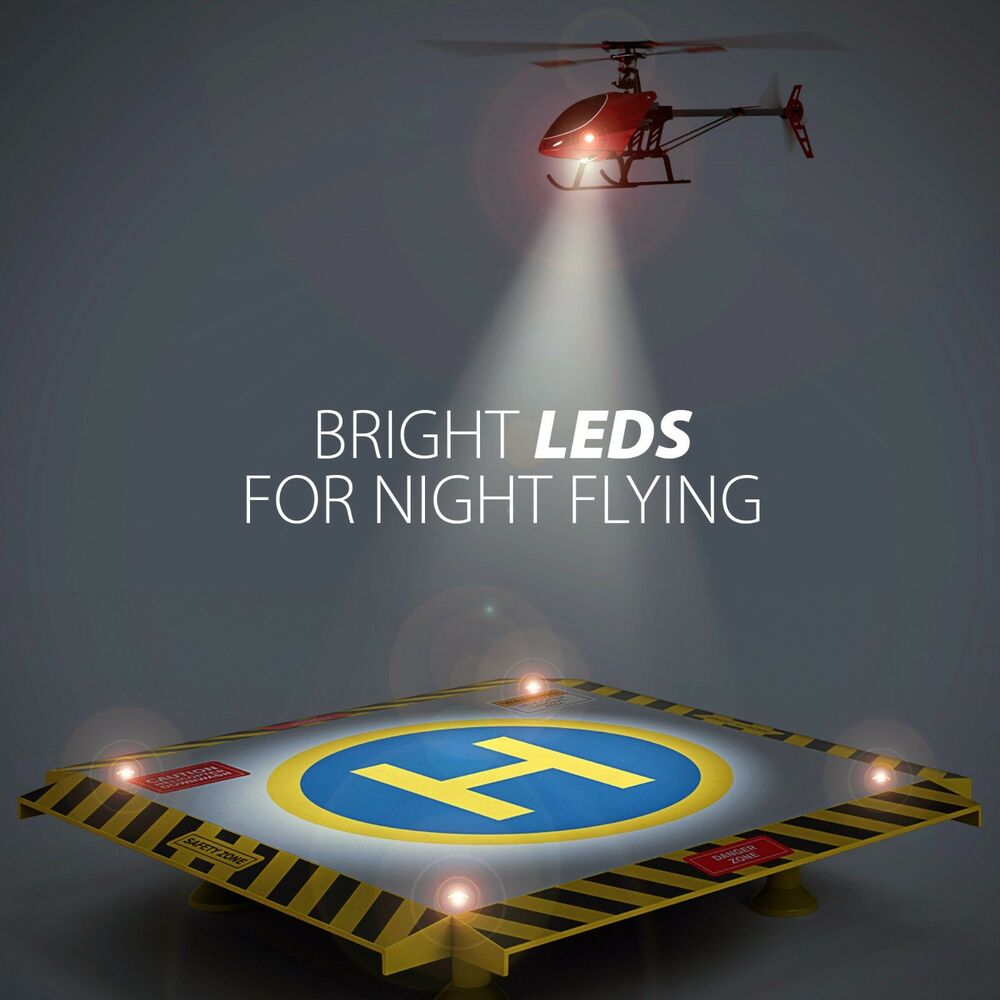 Landing Pad For Remote Control Helicopters