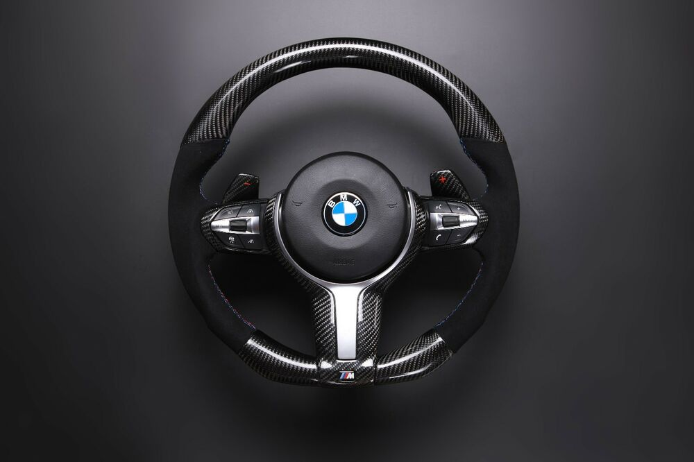 Bmw F20 F30 M Sport Carbon Steering Wheel No Core Exchange