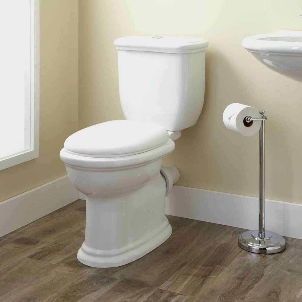 Kohler Elongated Standard Height Toilet