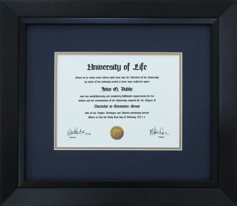 Amazing 14x17 Diploma Frame Model - Framed Art Ideas - roadofriches.com