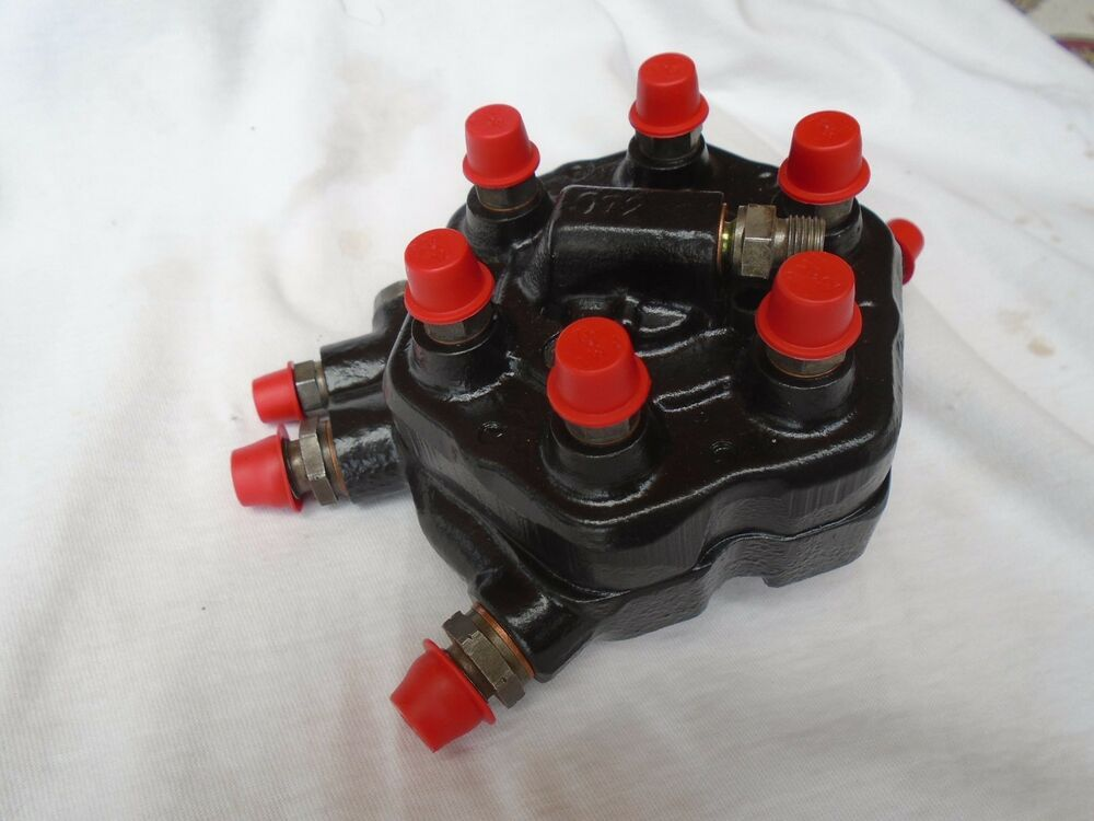 Mercedes w107 w116 w123 280sl 280sel 280se 280e fuel for Fuel distributor for mercedes benz