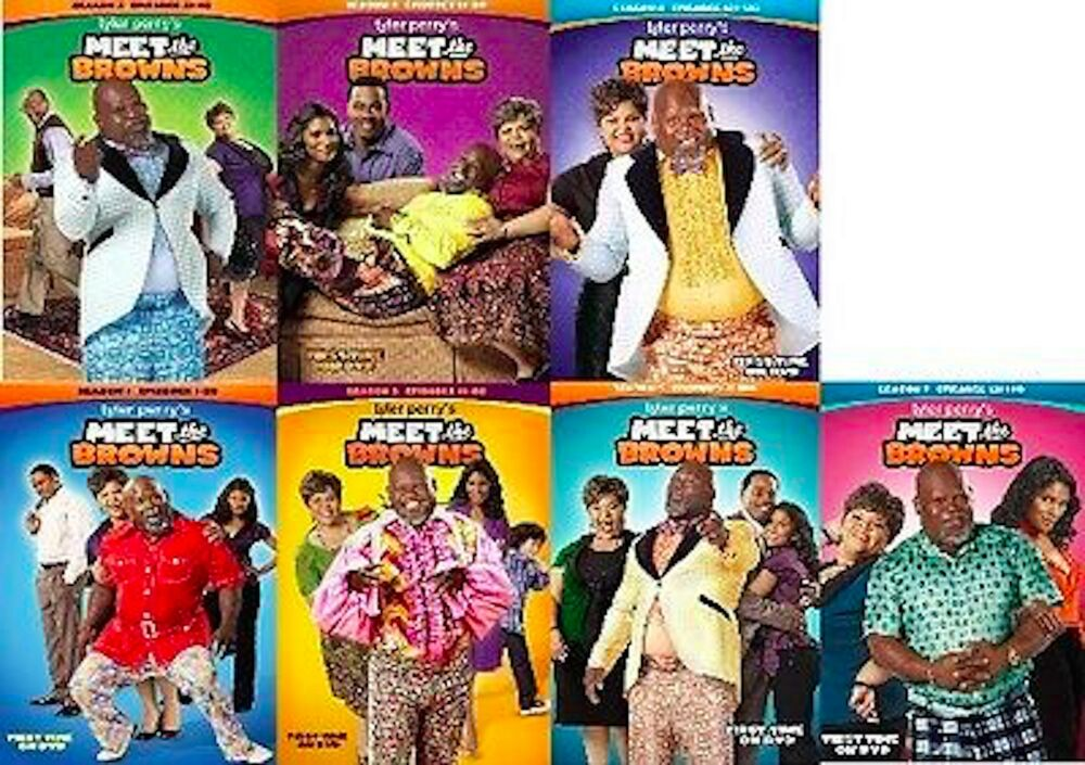 meet the browns complete series dvd
