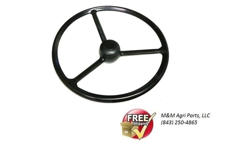 Ford 1210 Steering Parts : Steering wheel ford nh