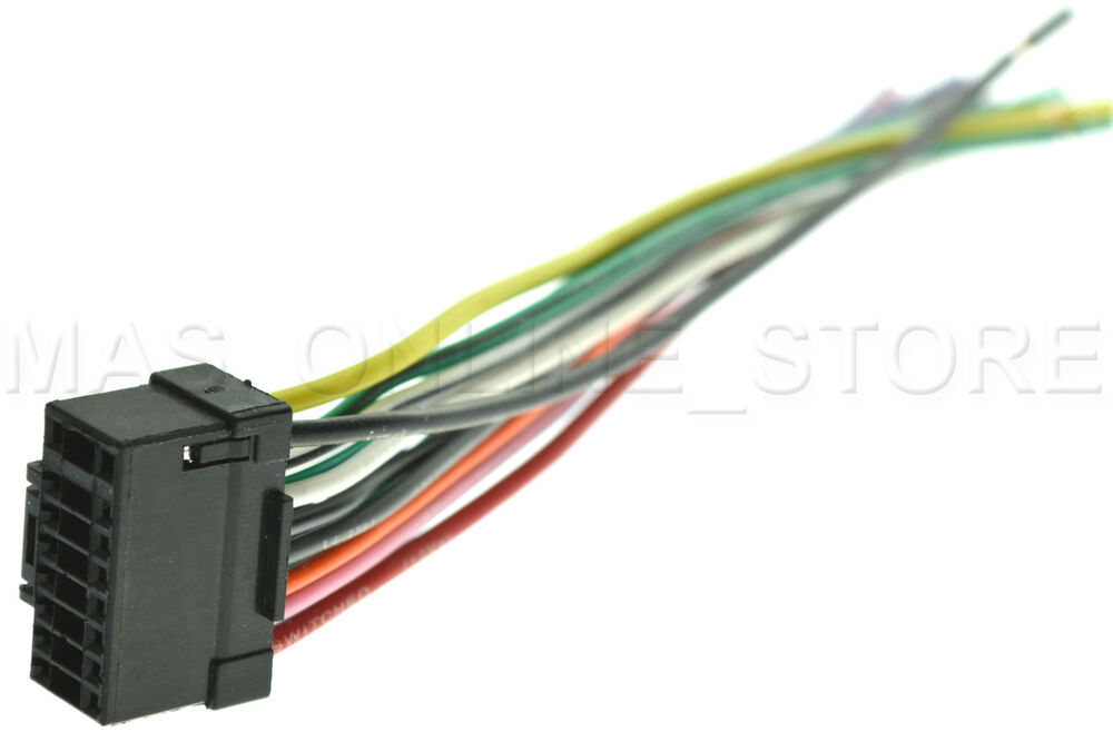 wire harness for alpine ine z928hd inez928hd ine w927hd. Black Bedroom Furniture Sets. Home Design Ideas