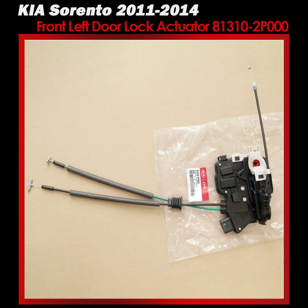 Fit Kia Sorento 2011 2014 Oem Genuine Front Left Door