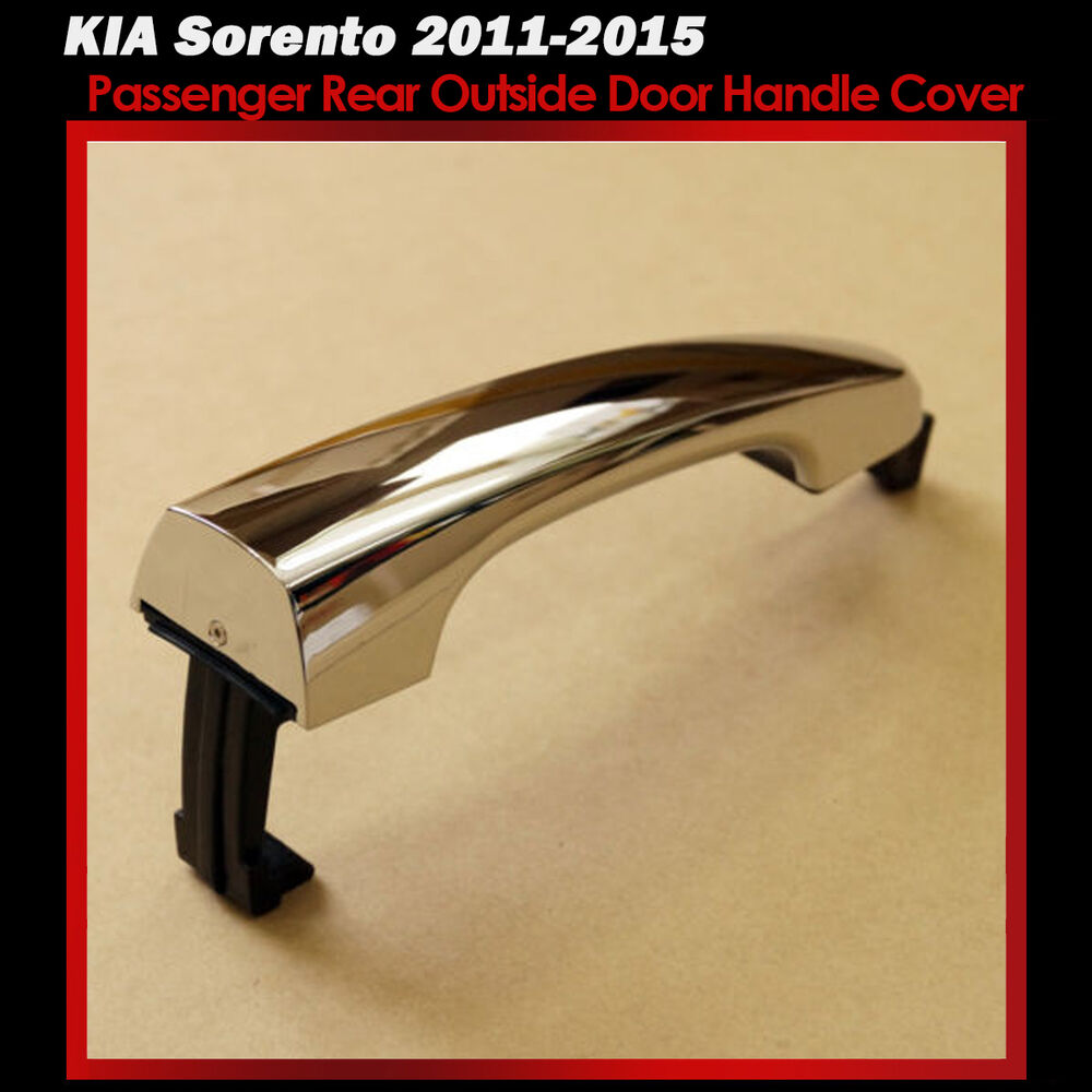 2011 Kia Sorento Accessories: Fit: KIA Sorento 2011-2015]OEM Genuine Outside Door Handle