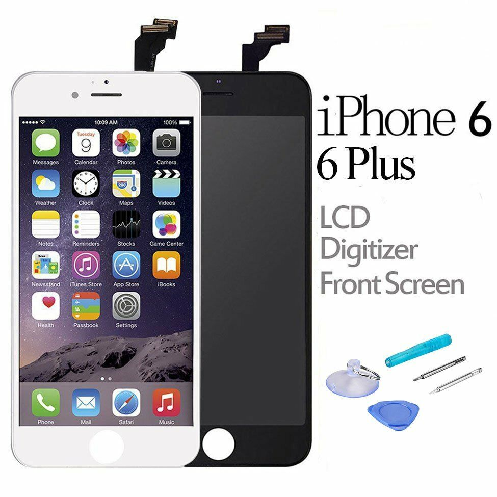 For iPhone 6 / 6 Plus LCD Touch Screen Replacement ...