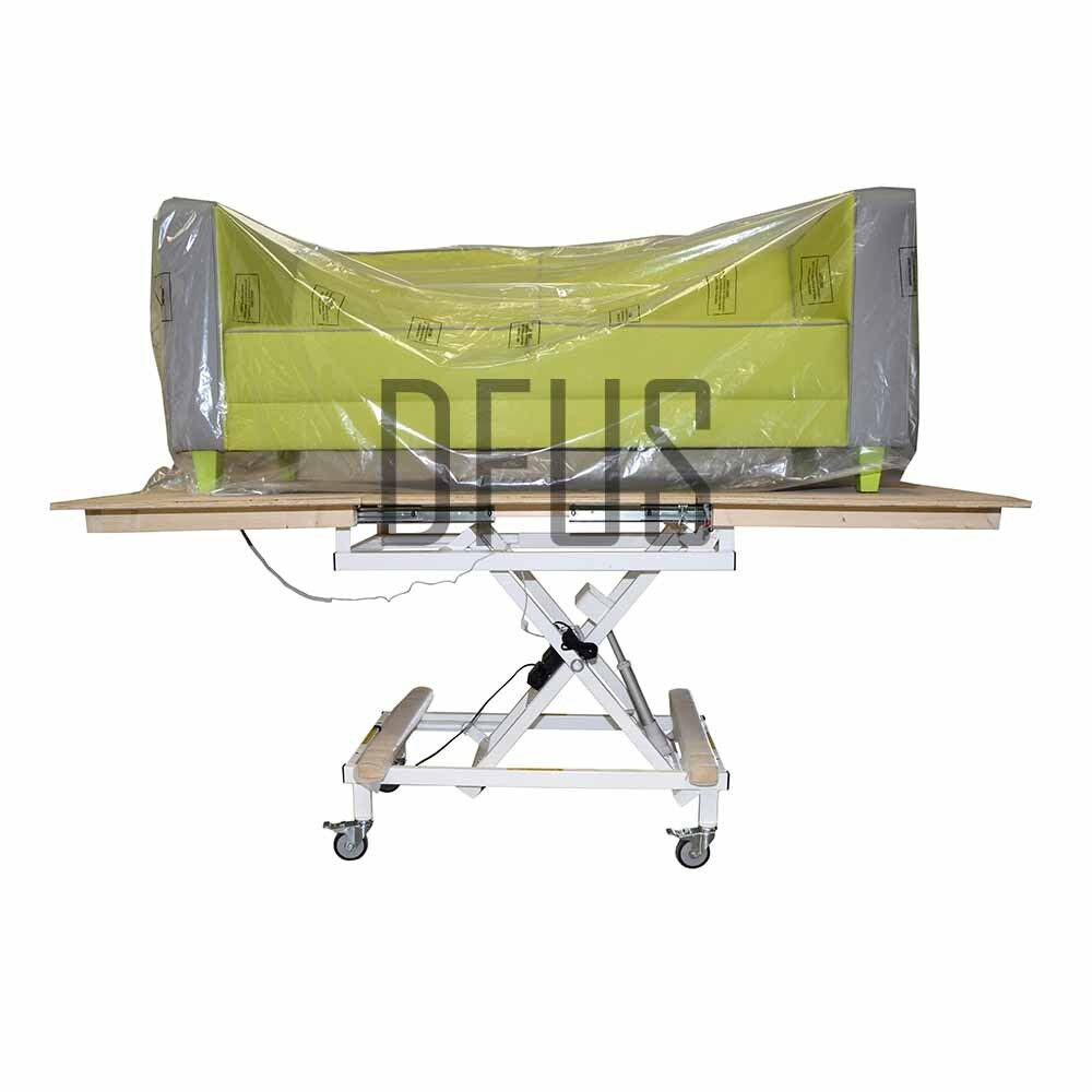 Large Polythene Settee Cover Sofa Dust Cover Protection