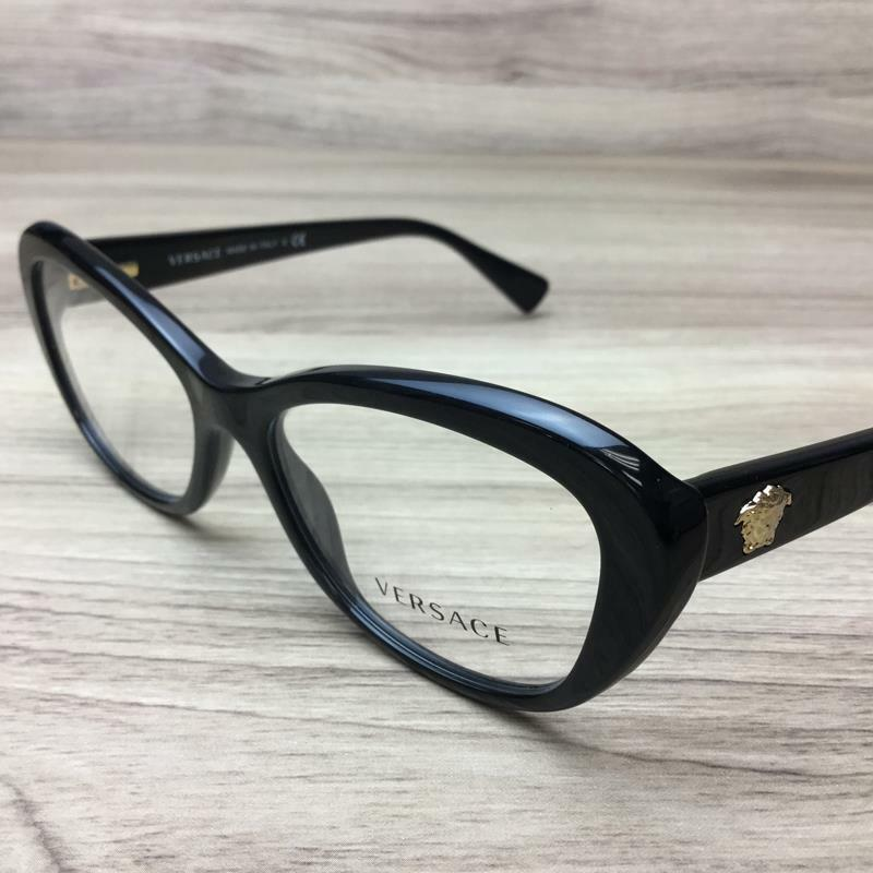 f599a5d57f8 Versace Glasses Black And Gold