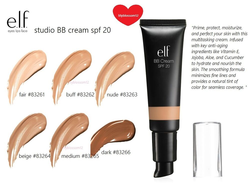 Image result for elf bb cream