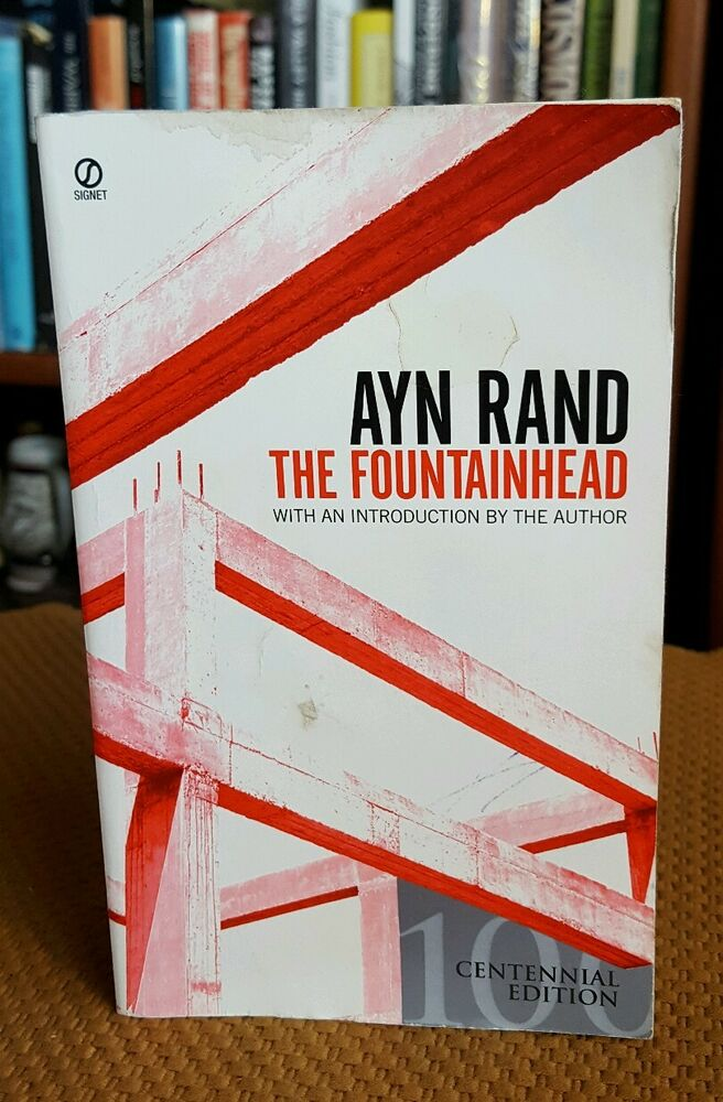 The Fountainhead by Ayn Rand (1996, Paperback, Revised