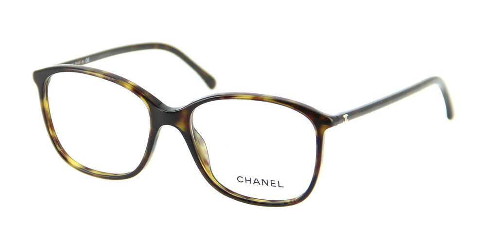 d0d06b17ea7b Chanel CH 3219 C714 Dark Havana AUTHORIZED DEALER SIZE 52-54 Eyewear ...