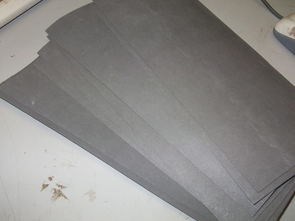 Fel Pro Rubber Fiber Gasket Sheets Sizes Up To 36 X 36