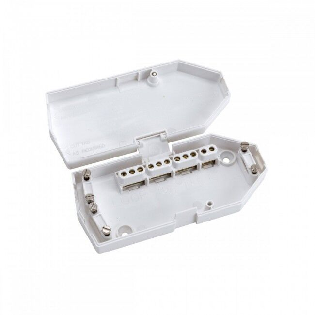 How to wire a junction box for downlights wire center trade pack 10 hager j501 maintenance free 17th edition downlight rh ebay co uk telephone junction box wiring diagram electrical junction box cheapraybanclubmaster Gallery