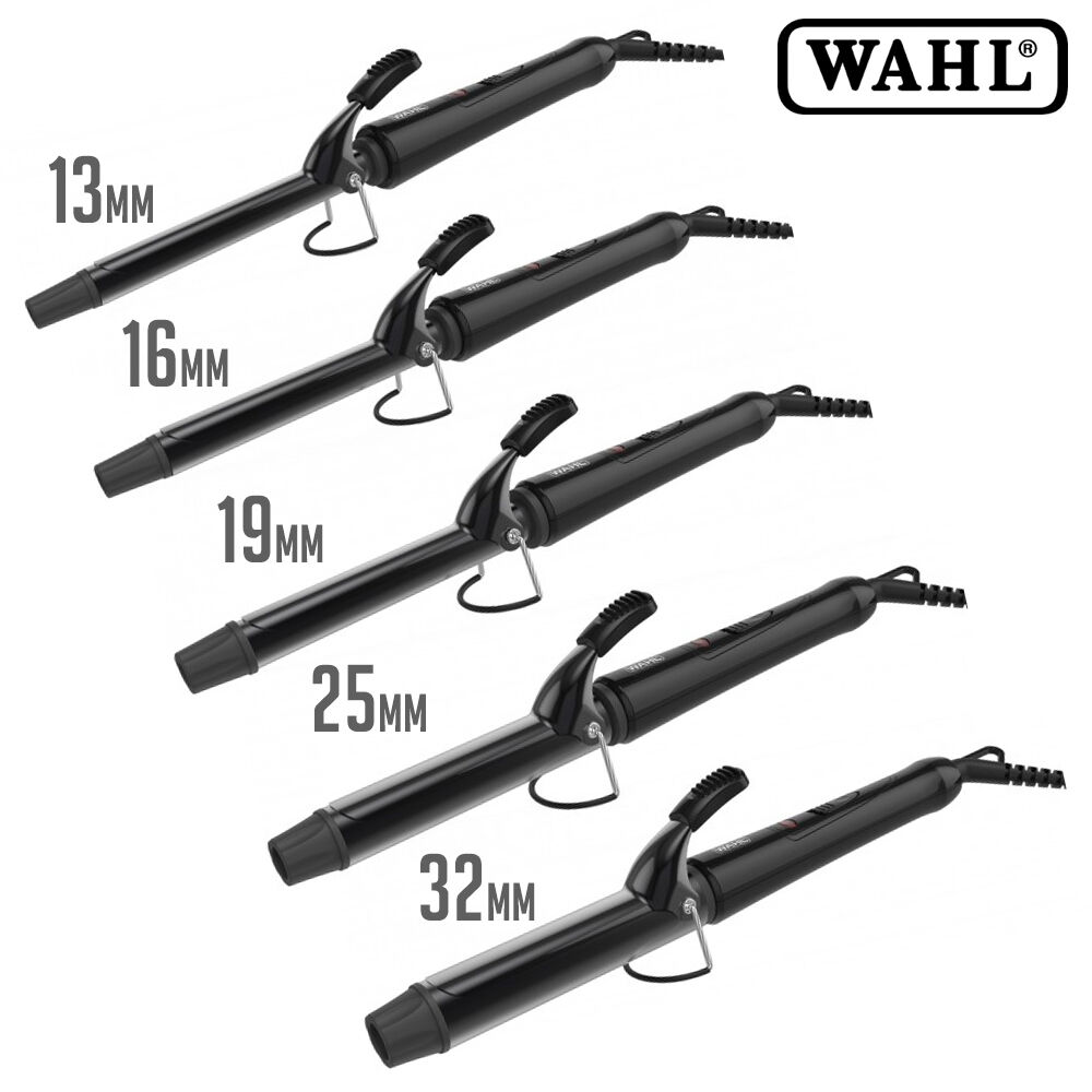 Wahl hair curling iron tong styler curler cool tip for 32mm ultimate salon curler