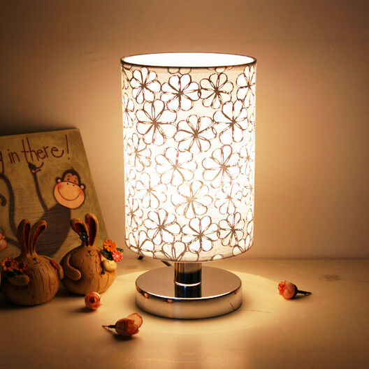 style small led table lamp desk lights bedroom bedside lighting ebay. Black Bedroom Furniture Sets. Home Design Ideas