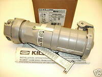 NEW KILLARK/HUBBELL VPR6355 60-Amp PIN&SLEEVE CONNECTOR  600V 60A * NEW IN BOX *