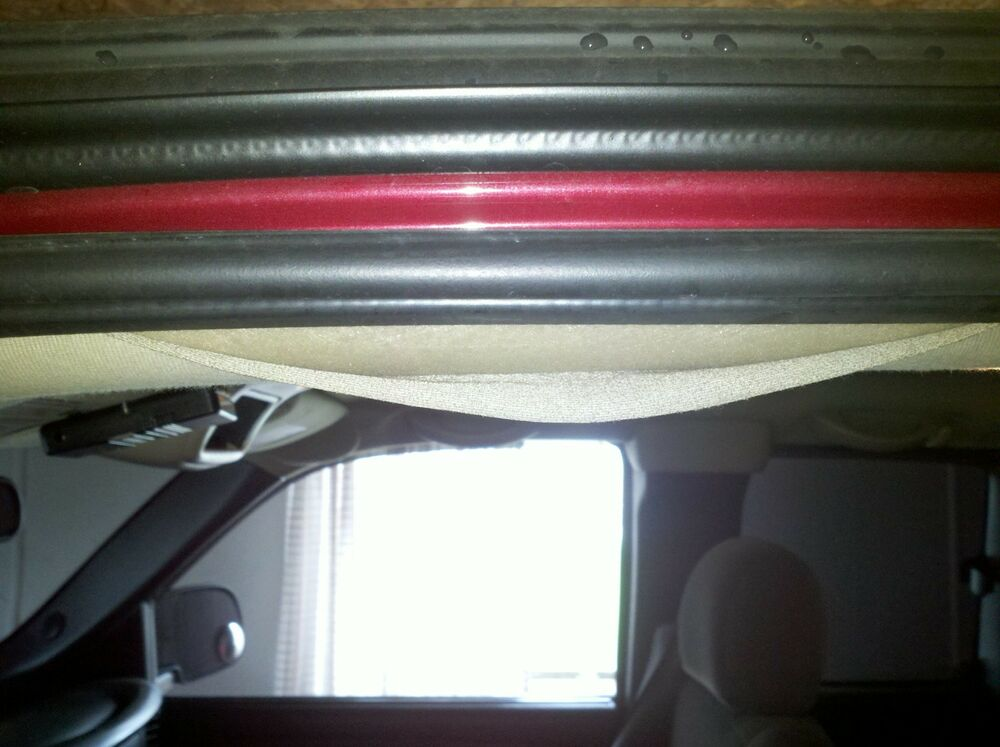Chevy tahoe headliner loose on the edge fix yukon suburban hanging ebay Car interior ceiling fabric repair