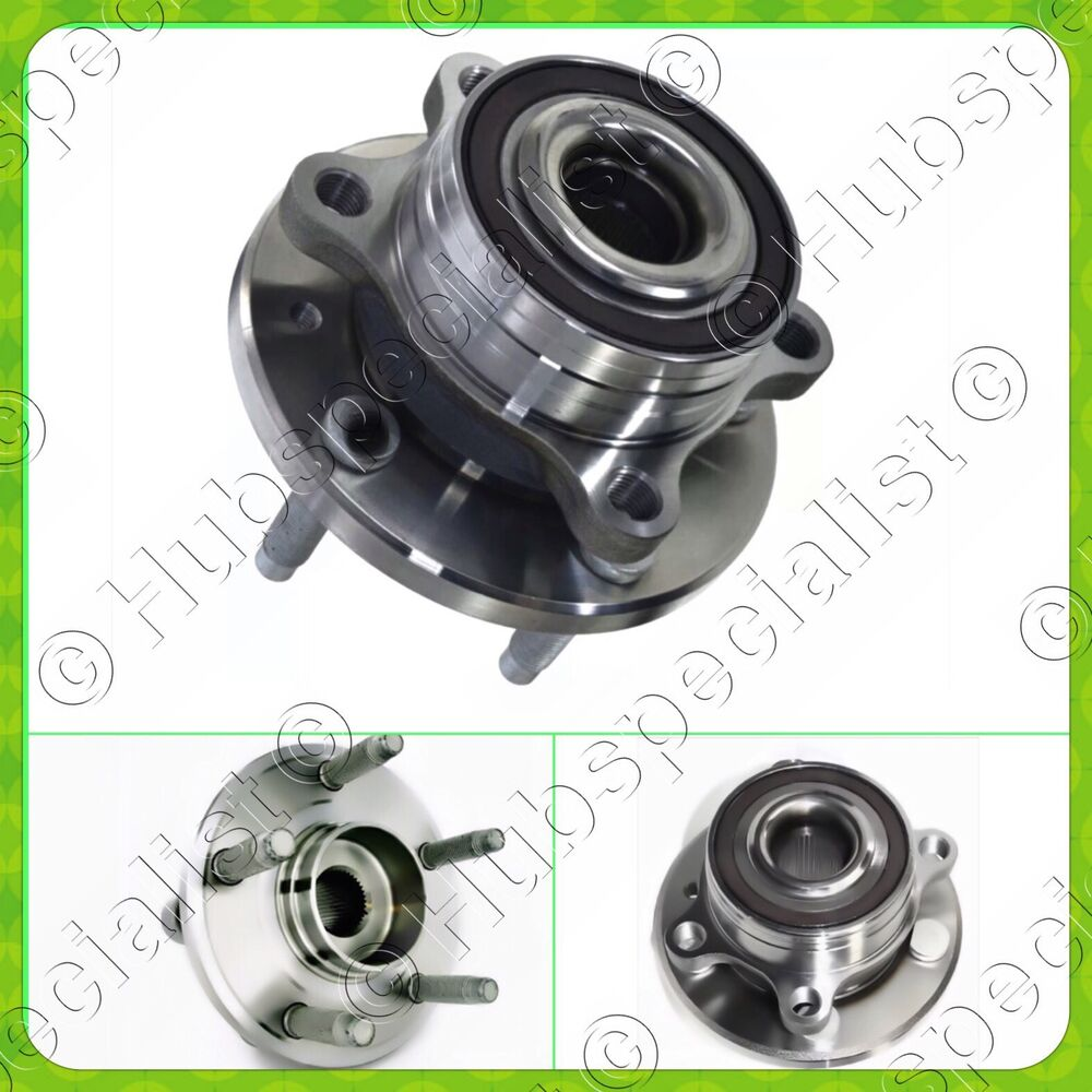 front rear wheel hub bearing assembly for 2011 2016 ford. Black Bedroom Furniture Sets. Home Design Ideas