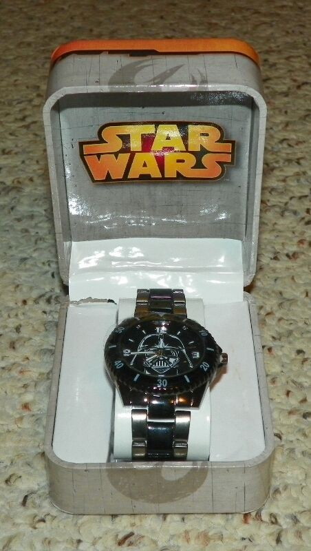 star wars accutime watch instructions