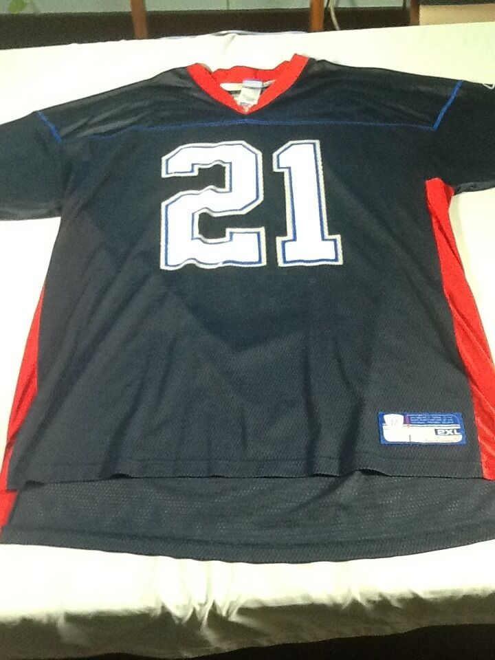 1bd4b311 St136 NFL Willis McGahee Buffalo Bills Number 21 Jersey 2XL | eBay