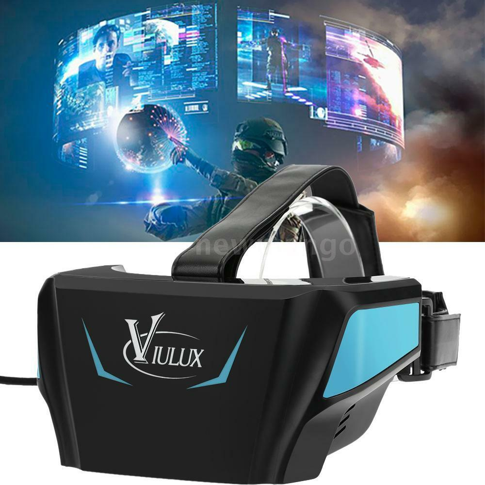 viulux v1 720 vr game movie headset 3d virtual reality