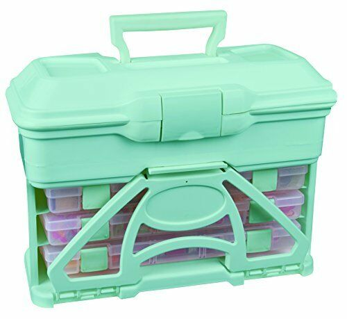 Artbin 6994aa solutions cabinet art and craft storage box for Storage solutions for arts and crafts