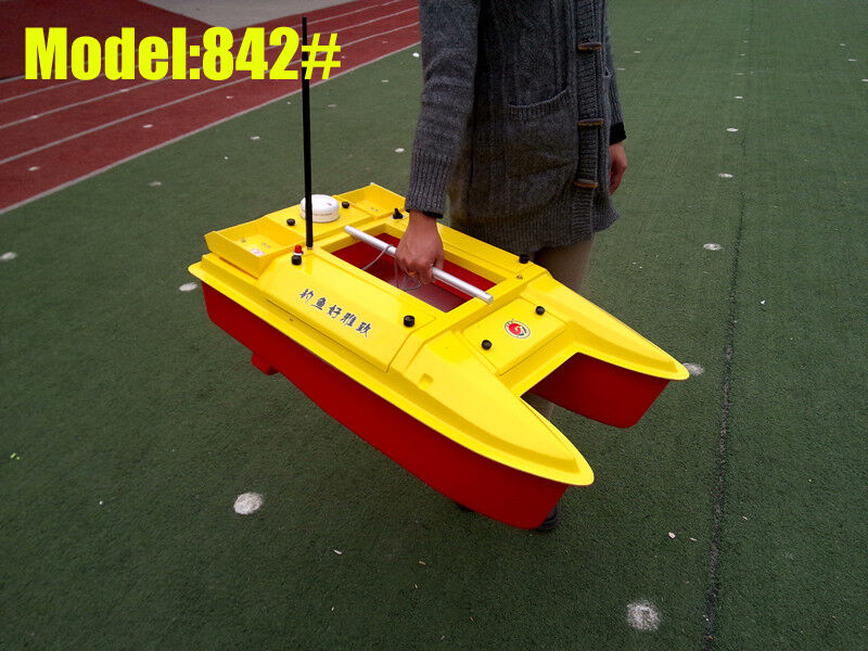 Professional remote control range 500 meters high speed for Remote control fishing boats