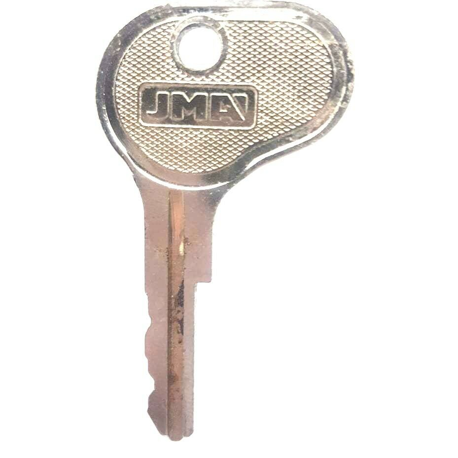 Replacement Toyota Forklift Key Old Style Toyota Forklift