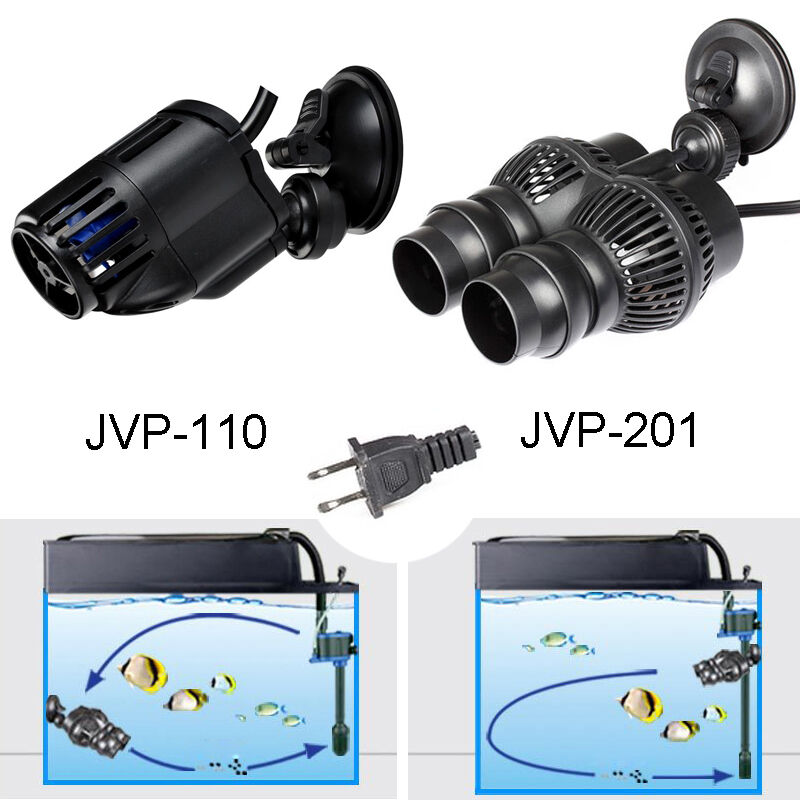 Circulation pump wave maker aquarium reef fish tank for Fish tank wave maker
