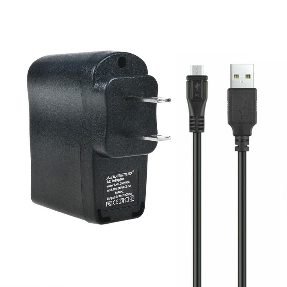 Ac Adapter For Amazon Kindle Fire Usb Wall Charger Home