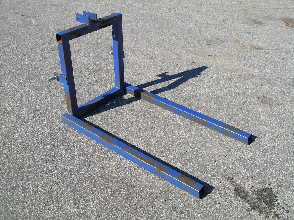 3 Point Forks : Point hitch rear forks ebay