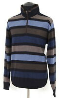 Paul & Shark YACHTING Pullover Sweater Größe L Supermelange Cool Touch Light NEW