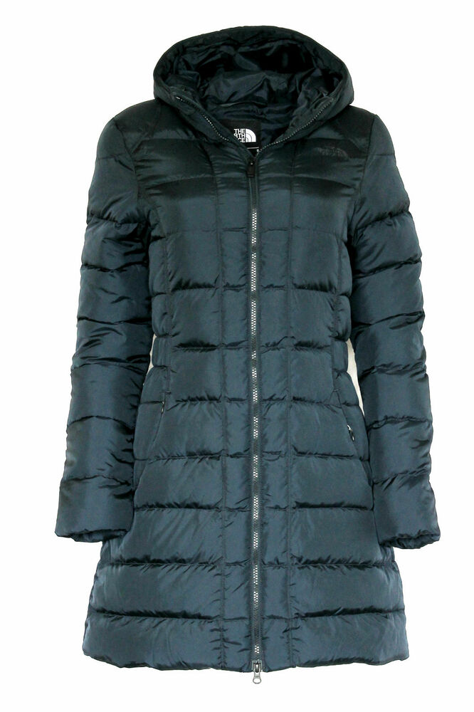 THE NORTH FACE GOTHAM DOWN PARKA WOMEN'S URBAN NAVY JACKET ...