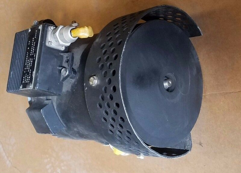 HMMWV 200AMP ALTERNATOR DUAL VOLTAGE HUMMER H1 12447109
