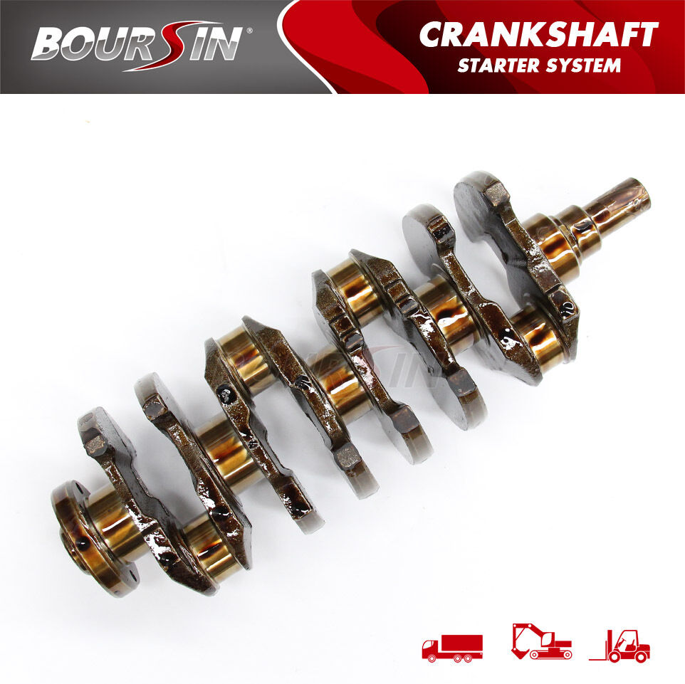 Crankshaft Fits Toyota Tercel El53 1 5l Std Dx 5efe Engine