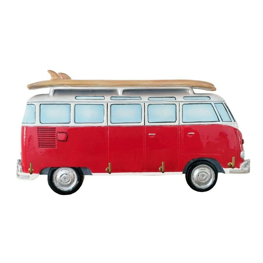 volkswagen vw samba bus key rack side view ebay. Black Bedroom Furniture Sets. Home Design Ideas
