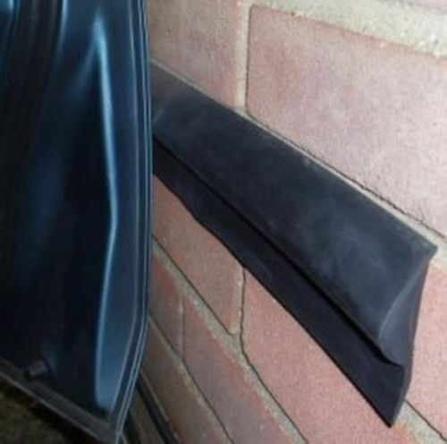 Garage Car Door Protector Wall Bumper Guard 2x2ft Strips