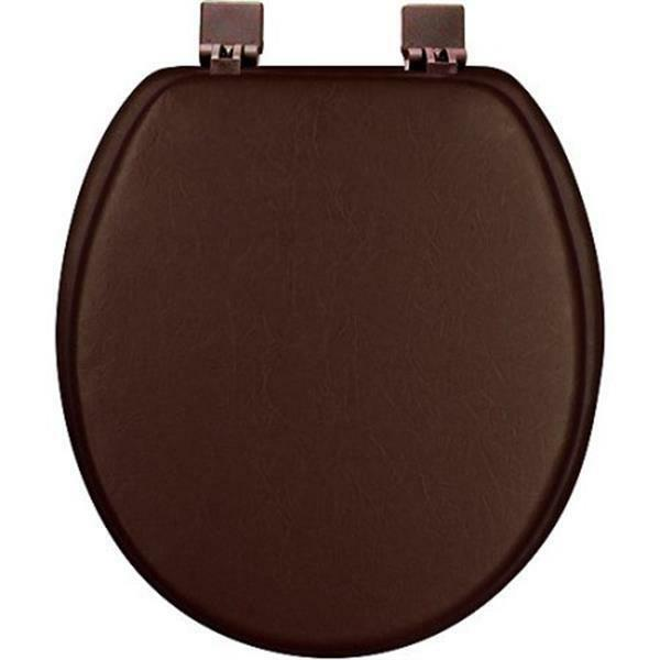 Chocolate Soft Toilet Seat Brown NEW EBay