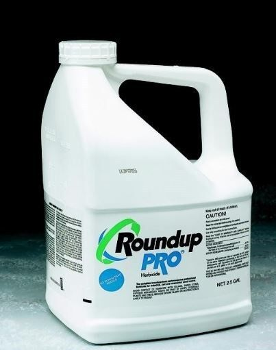 roundup pro concentrate herbicide 2x2 5 gal 5 gal case. Black Bedroom Furniture Sets. Home Design Ideas