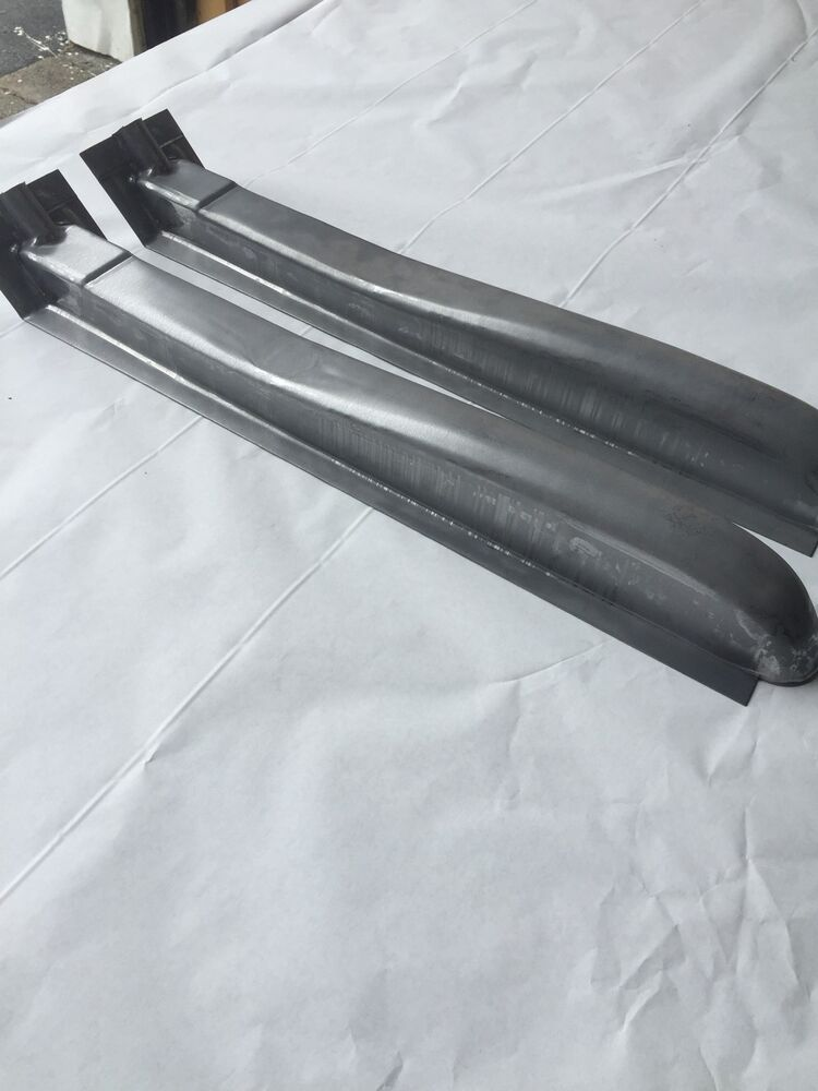 Pickup Truck Bed Accessories >> 1938-Early 1950 Ford Truck Bed Stake Pocket PAIR | eBay