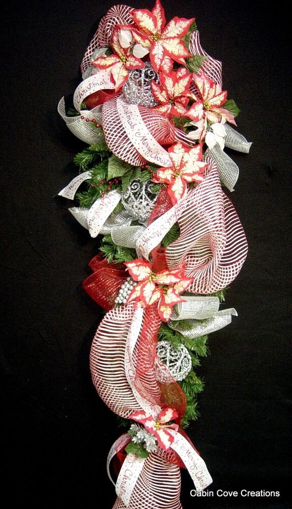 Christmas Garlands And Wreaths