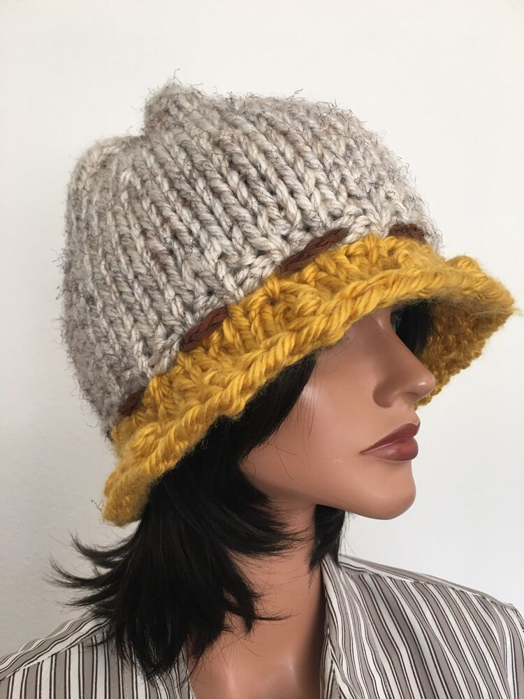 knits 2 hat beanie slouch designer fashion