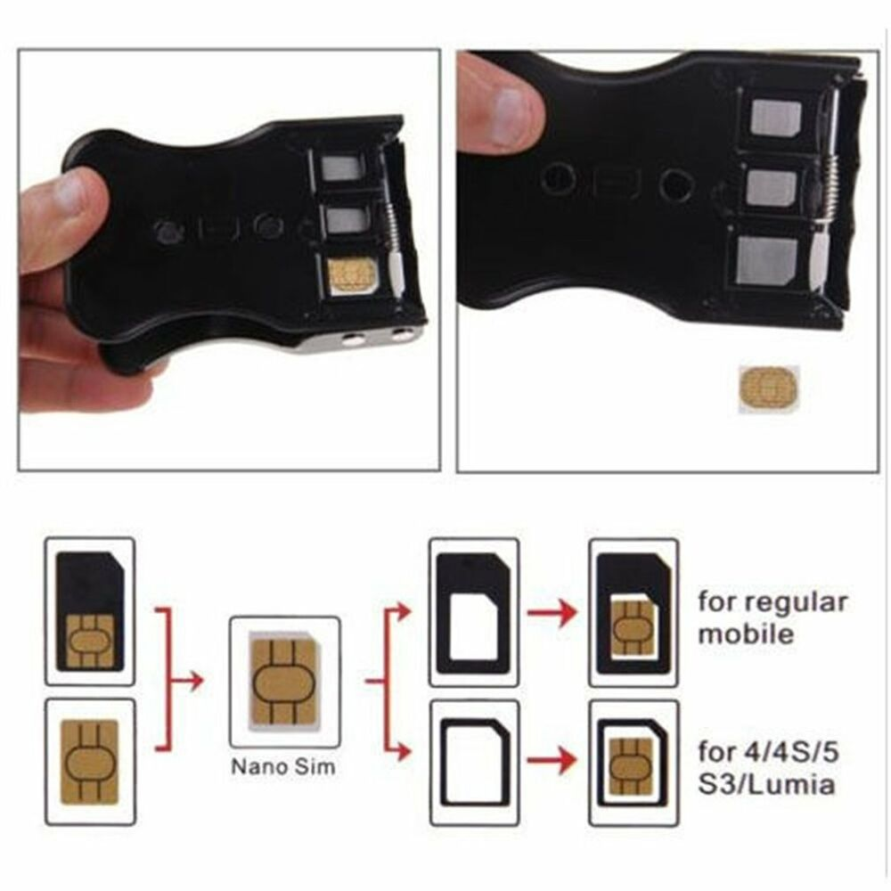 does the iphone 5c have a sim card 3 in 1 universal for 3 sizes sim card cutter for mobile 7508